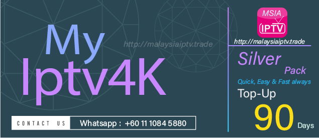 MyIPTV 4K – malaysiaiptv trade
